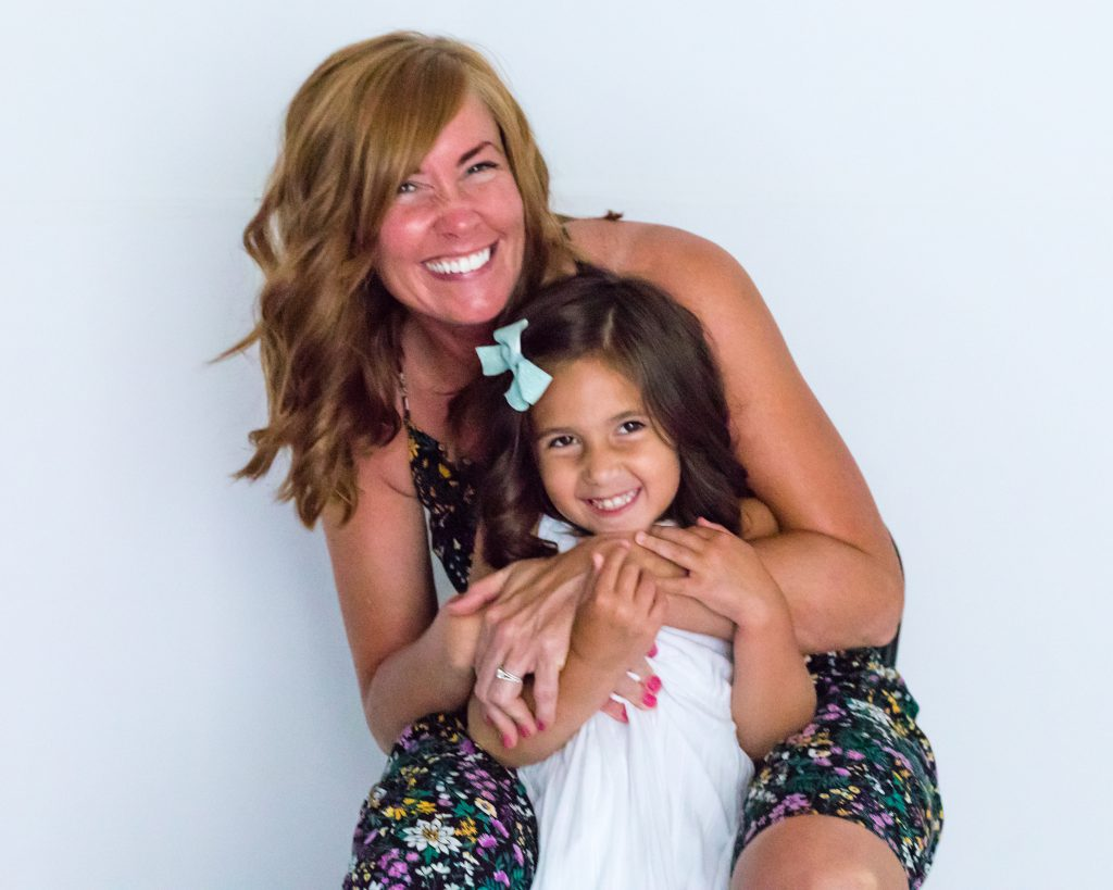 Mommy & Me Photoshoot in Berks County Pennsylvania by Grey Girl Photography