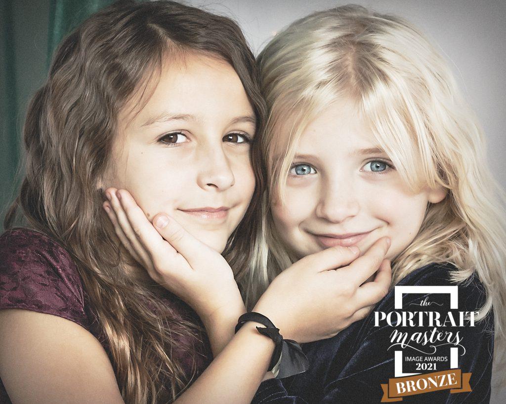 Child studio portrait in Berks County, PA