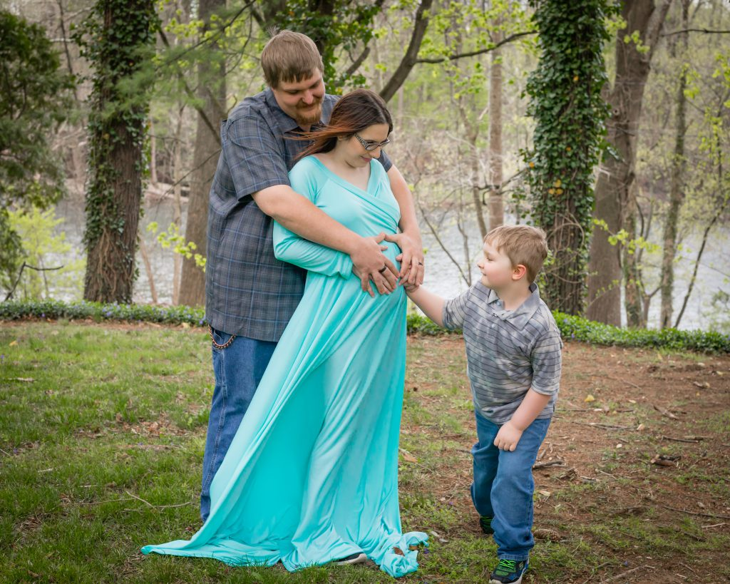 Outdoor Maternity Session in Berks County, PA